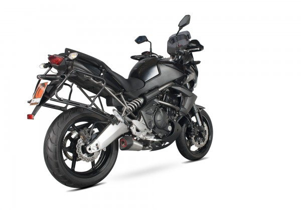 Scorpion Serket Taper Komplettanlage für Kawasaki Versys 650 2007-2014 Motorräder