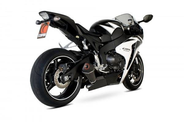 Scorpion Serket Taper Auspuff für Honda CBR 1000 RR 2008-2011 Motorräder