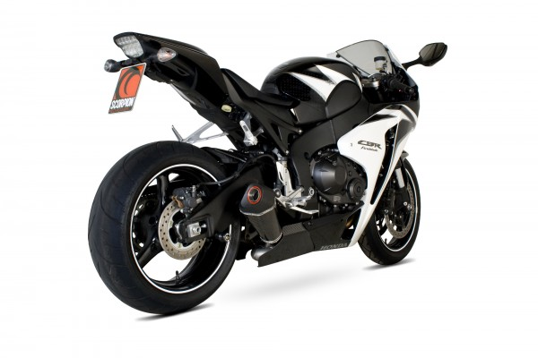 Scorpion Serket Taper Auspuff für Honda CBR 1000 RR 2008-2011