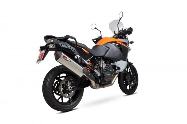 Scorpion Serket Parallel Auspuff für KTM Adventure 1050 2015-2016 Motorräder
