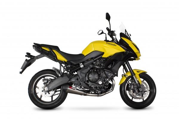 Scorpion Serket Taper Komplettanlage für Kawasaki Versys 650 2015-2018 Motorräder