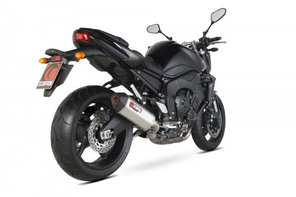 Scorpion Serket Parallel Auspuff für Yamaha FZ 1 / S 2006-2016 Motorräder