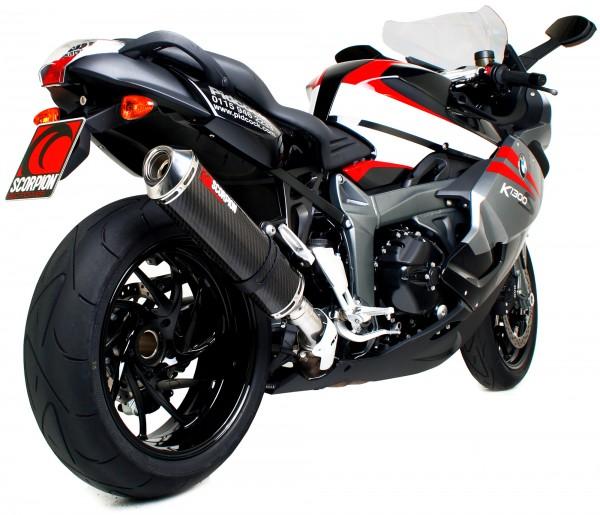 Scorpion Factory Auspuff für BMW K 1300 S 2009-2016 Motorräder
