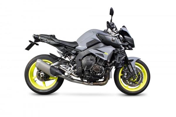 Scorpion Katersatzrohr in Edelstahl für Yamaha MT-10 2016- Motorräder