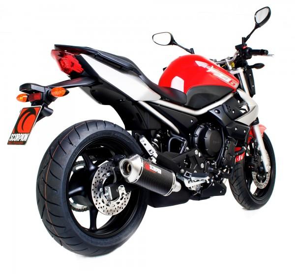 Scorpion Factory Auspuff für Yamaha XJ 6 2009-2016 Motorräder