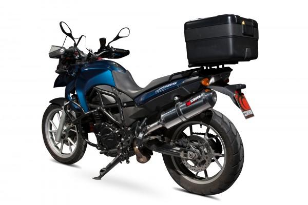 Scorpion Factory Auspuff für BMW F 650 GS 2008-2012 Motorräder