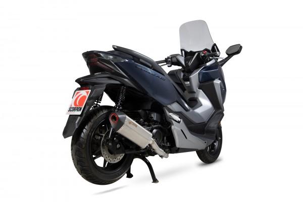 Scorpion Serket Parallel Auspuff für Honda Forza 300