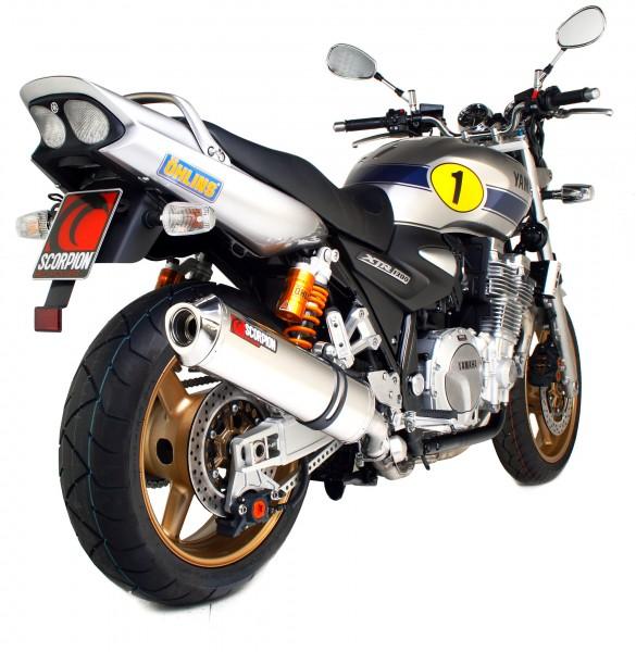 Scorpion Factory Auspuff für Yamaha XJR 1300 2007-2016 Motorräder