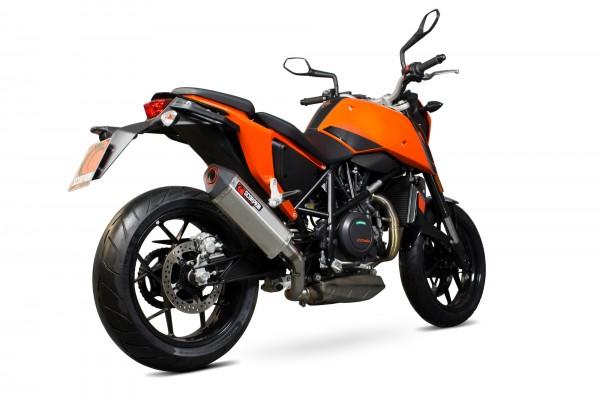 Scorpion Serket Parallel Auspuff für KTM Duke 690 2012-2016 Motorräder