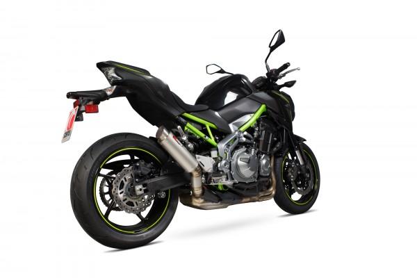 Scorpion RP-1 GP Auspuff für Kawasaki Z 900 2017-2019 Motorräder mit EG-Kennzeichnung