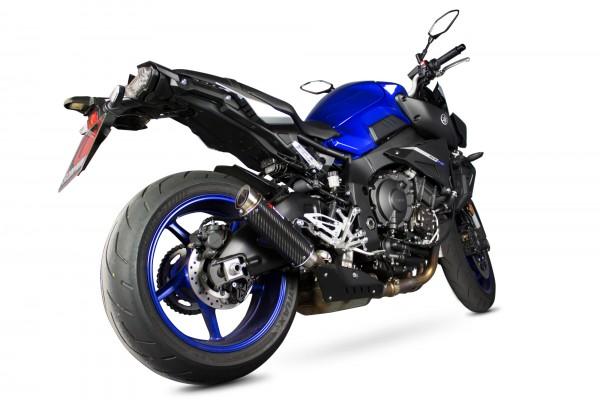 Scorpion RP-1 GP Auspuff für Yamaha MT-10 2016-2019 Motorräder