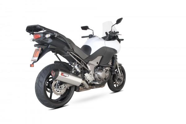 Scorpion Serket Parallel Auspuff für Kawasaki Versys 1000 2012-2014 Motorräder