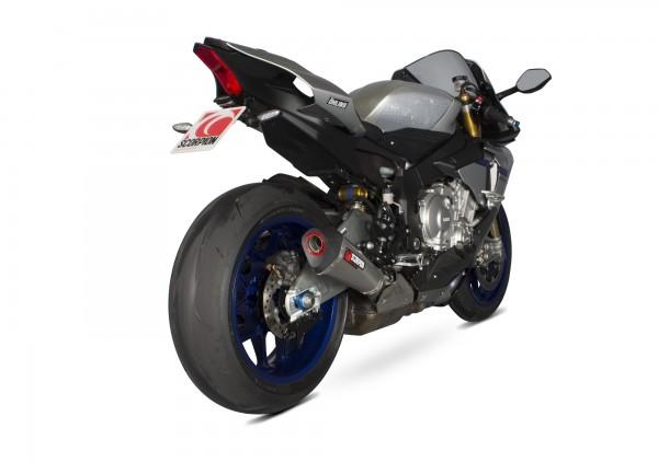 Scorpion Serket Taper Auspuff für Yamaha YZF R1 2015-2016 Motorräder