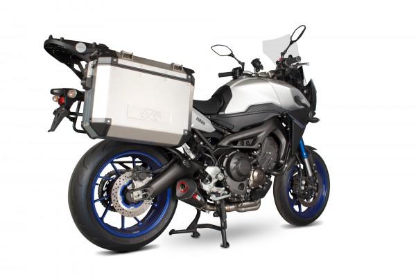 Scorpion Serket Endtopf mit Krümmeranlage in für Yamaha MT-09 Tracer 2013-2016 Motorräder