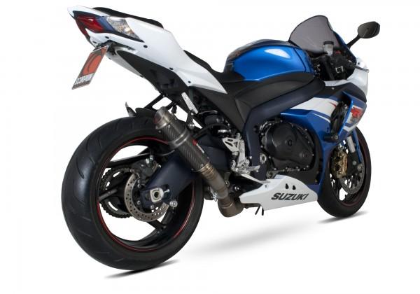 Scorpion RP-1 GP Auspuff für Suzuki GSXR 1000 2012-2016 Motorräder
