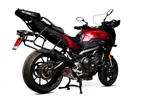Scorpion Serket Taper Auspuff für Yamaha MT-09 Tracer 2015-2020 Motorräder