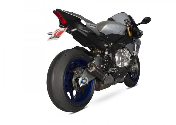 Scorpion RP-1 GP Auspuff für Yamaha YZF R1 2015-2019 Motorräder