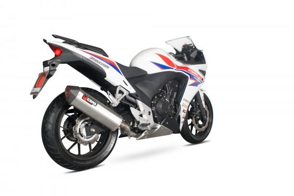 Scorpion Serket Parallel Auspuff für Honda CBR 500 R