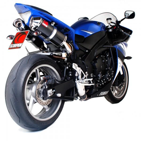Scorpion Factory Auspuffanlage für Yamaha YZF R 1 2009-2014 Motorräder