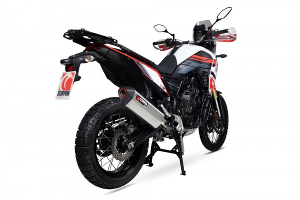 Scorpion Serket Parallel Schalldämpfer für Yamaha Tenere 700