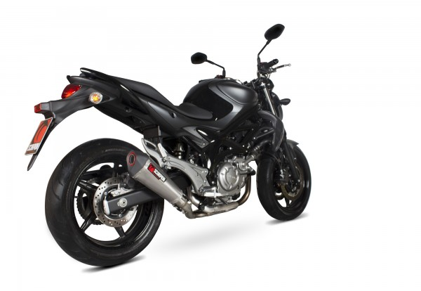 Scorpion Serket Taper Komplettanlage für Suzuki Gladius 650 2009-2016 Motorräder