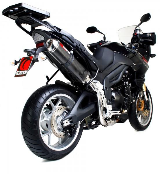 Scorpion Factory Auspuff für Triumph Tiger 1050 2007-2012 Motorräder