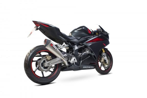 Scorpion Serket Taper Auspuff für Honda CBR 250 RR 2017-2020
