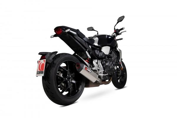 Scorpion Serket Parallel Auspuff für Honda CB 1000 R 2019-2020 Motorräder