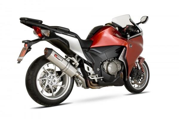 Scorpion Serket Parallel Auspuff für Honda VFR 1200 2010-2016 Motorräder
