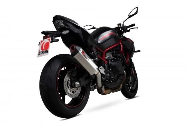 Scorpion Serket Taper Auspuff für Kawasaki Z H 2 2020- Motorräder