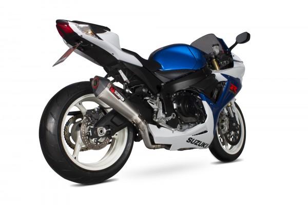 Scorpion Serket Taper Komplettanlage für Suzuki GSXR 600 2011-2019 Motorräder