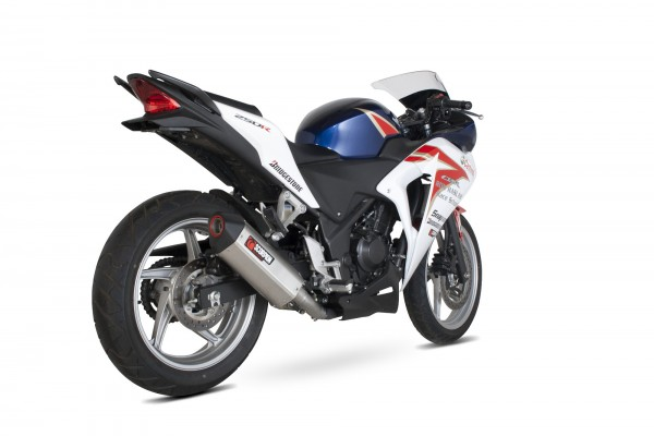 Scorpion Enddämpfer für Honda CBR 250 R 2011-2016
