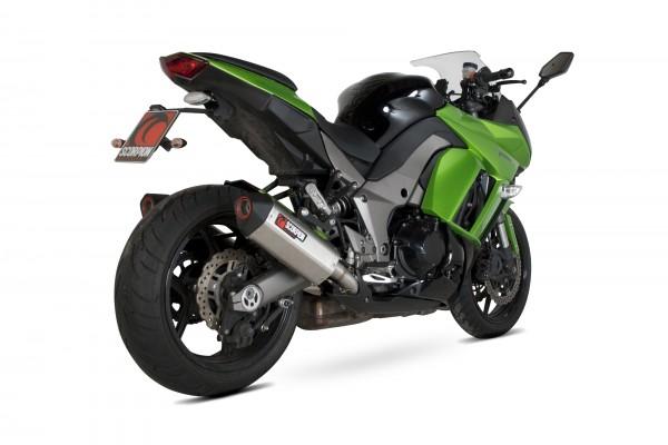 Scorpion Serket Parallel Auspuff für Kawasaki Z 1000 SX 2010-2013 Motorräder