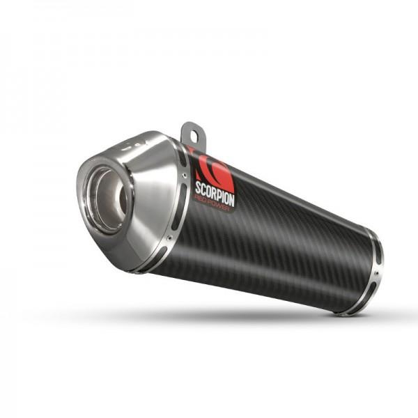 Scorpion Power Cone Auspuff für Honda CBR 1000 RR 2008-2011 Motorräder