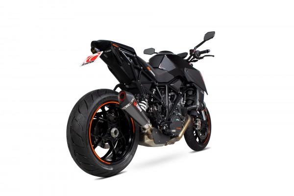 Scorpion Serket Taper Auspuff für KTM 1290 Super Duke R / GT 2014-2019 Motorräder