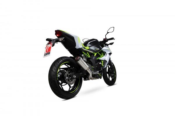 Scorpion Red Power Auspuffanlage für Kawasaki Z 125