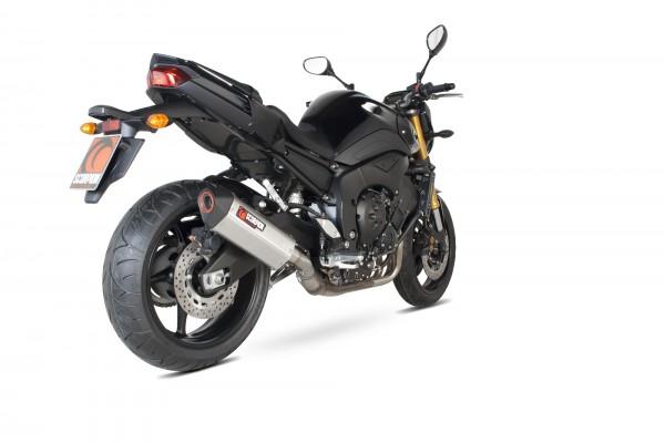 Scorpion Serket Parallel Auspuff für Yamaha FZ 8 / Fazer 8 2010-2016 Motorräder
