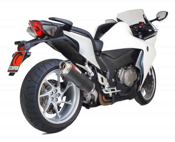 Scorpion Factory Auspuff für Honda VFR 1200 2010-2016 Motorräder