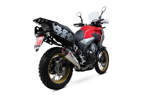 Scorpion Serket Taper Auspuff für Honda CB500X 2019-2020 Motorräder
