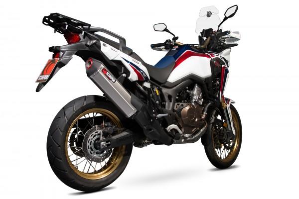 Scorpion Serket Parallel Auspuff für Honda CRF 1000 L Africa Twin 2015-2019 Motorräder