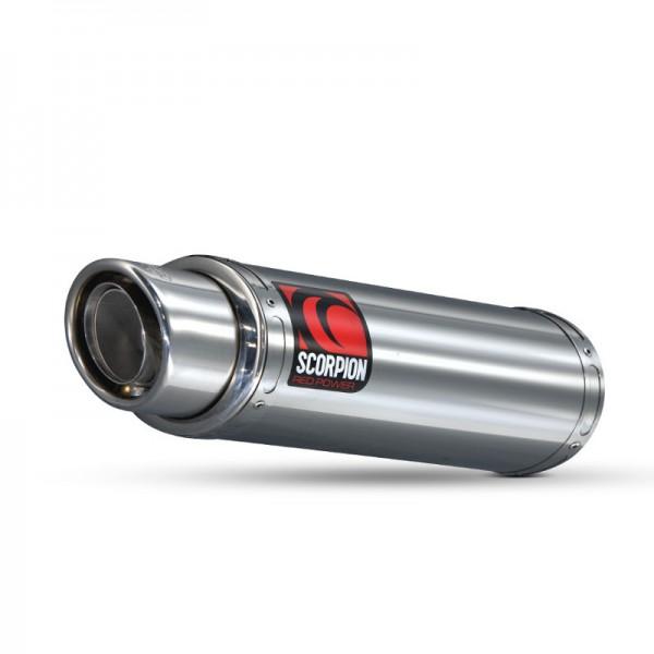 Scorpion Stealth Auspuff für Honda CBR 600 RR 2007-2012