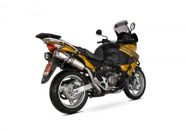 Scorpion Factory Auspuff für Honda XL 1000 V Vardero 1998-2013