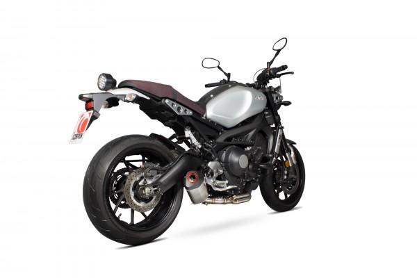 Scorpion Serket Parallel Komplettanlage für Yamaha XSR 900 2016-2020 Motorräder