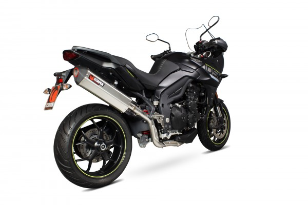 Scorpion Serket Parallel Auspuff für Triumph Tiger 1050 Sport 2013-2016 Motorräder