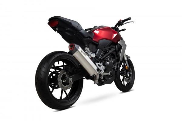 Scorpion Serket Parallel Auspuff für Honda CB 300 R Motorräder ab 2017