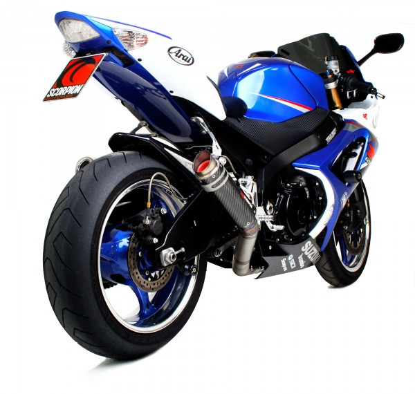 Scorpion RP-1 GP Auspuff für Suzuki GSX R 1000 2007-2008 Motorräder