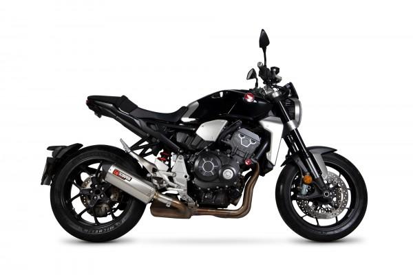 Scorpion Serket Parallel Auspuff für Honda CB 1000 R Motorräder ab 2018