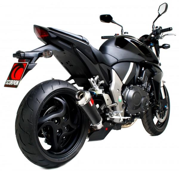 Scorpion Power Cone Auspuff für Honda CB 1000 R 2008-2016 Motorräder
