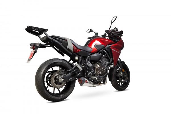 Scorpion Serket Taper Komplettanlage für Yamaha Tracer 700 2016-2020 / GT 2019-2020 Motorräder