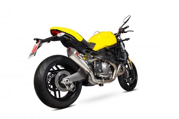 Scorpion Serket Taper Endtopf für Ducati Monster 821